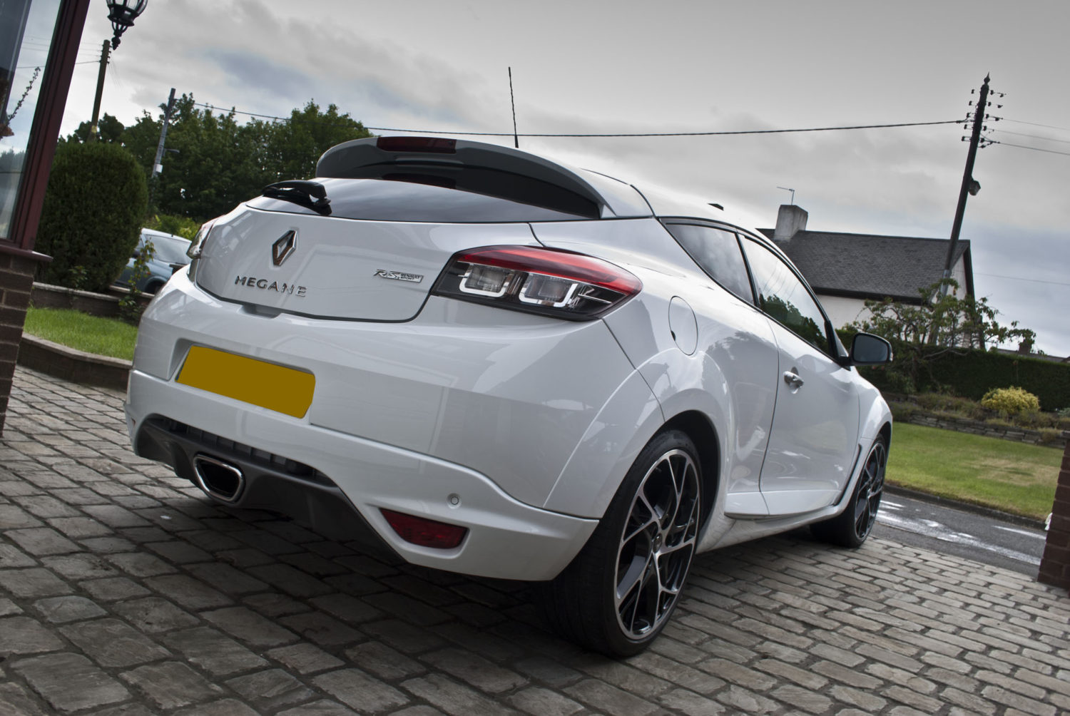 Renault Megane RS Detailed by DWR Detailing