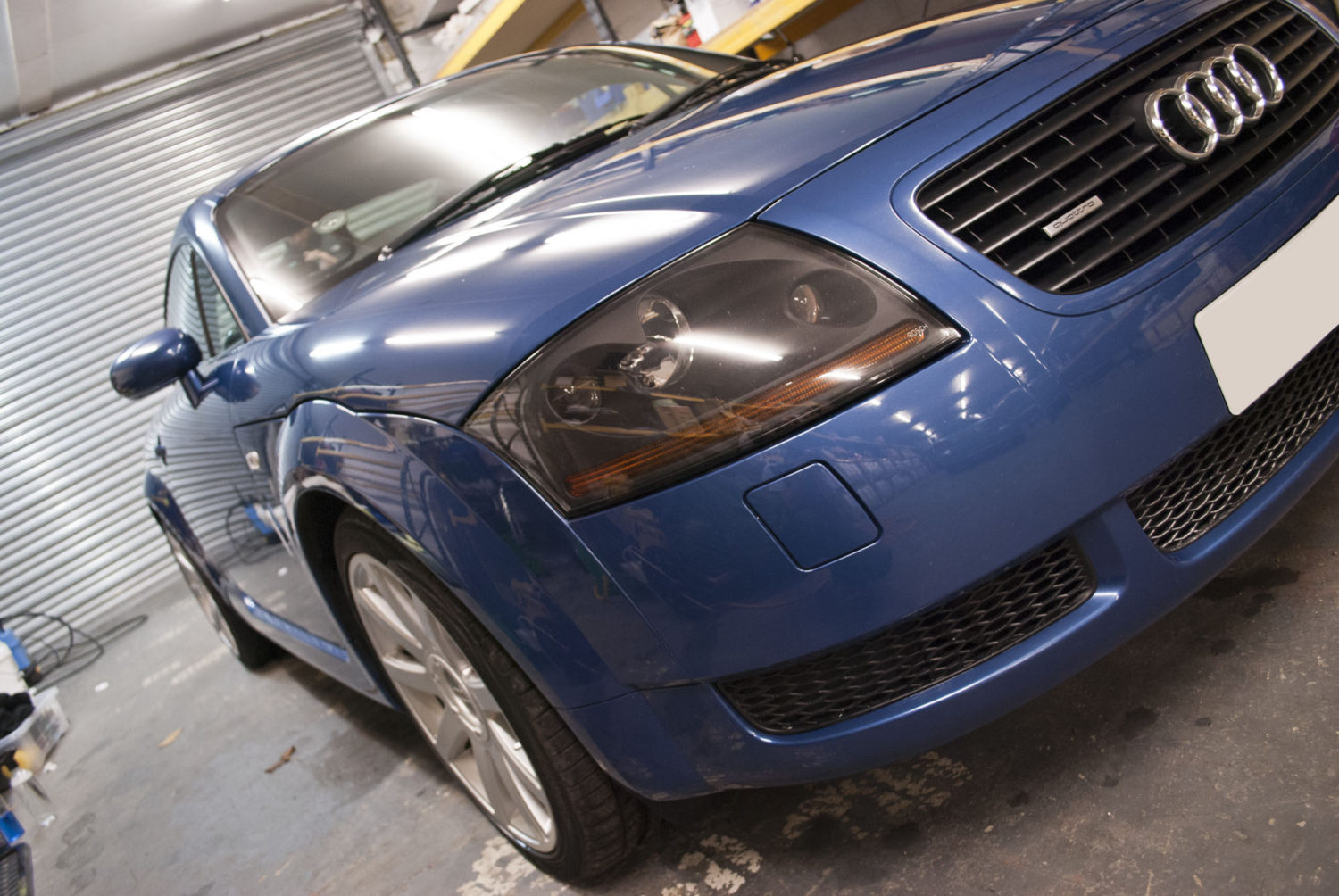 Audi TT Detailed by DWR Detailing