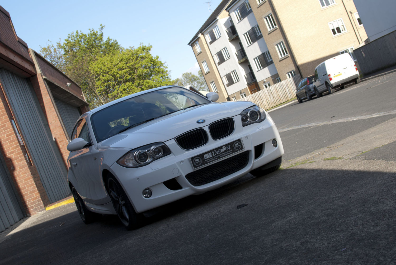 BMW 118D Detailed by DWR Detailing