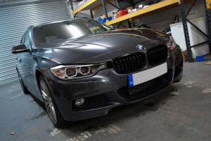 BMW 330D M Sport Touring Detailed by DWR Detailing