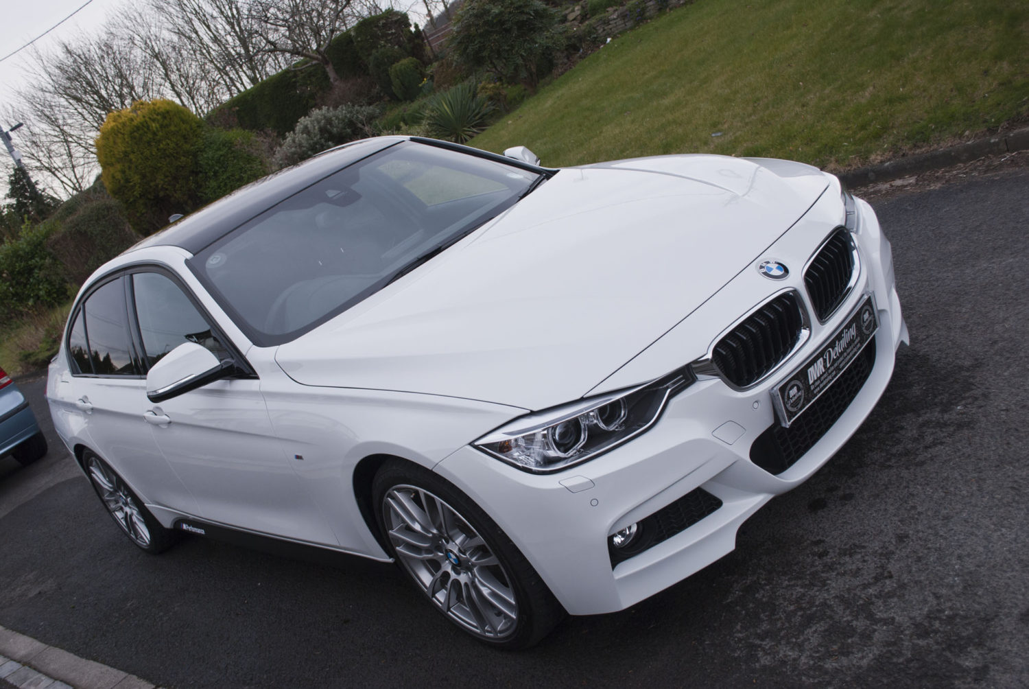 BMW 330D MSport Detailed by DWR Detailing