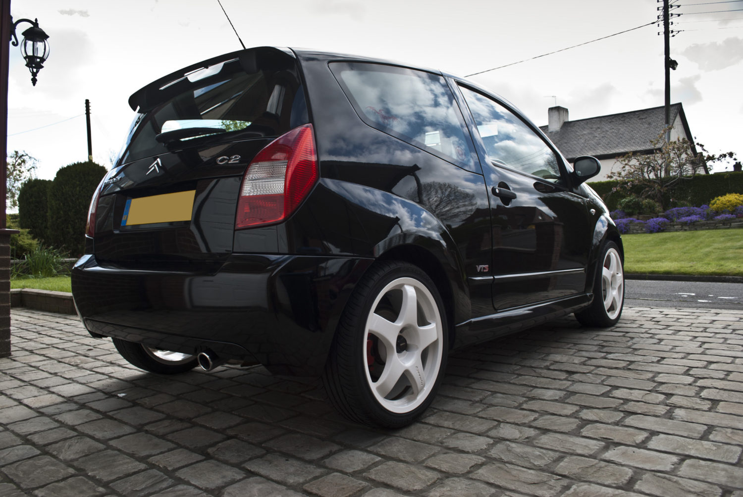 Citroen C2 Detailed by DWR Detailing