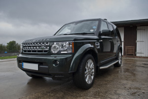 Land Rover Discovery 4 Detailed by DWR Detailing
