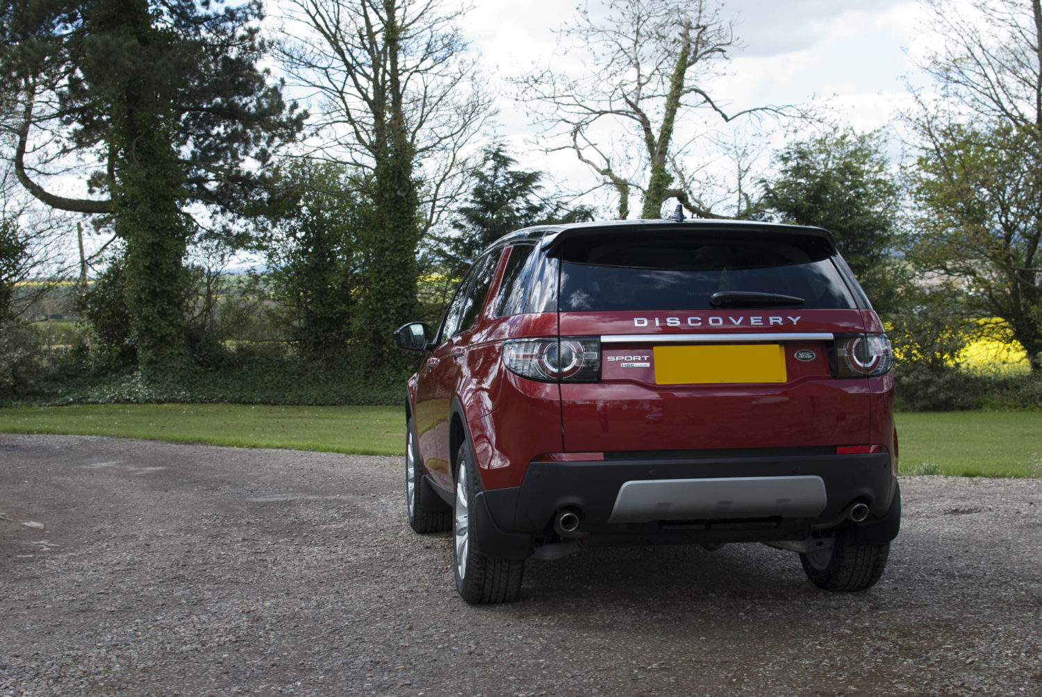 Land Rover Discovery Sport HSE Luxury by DWR Detailing