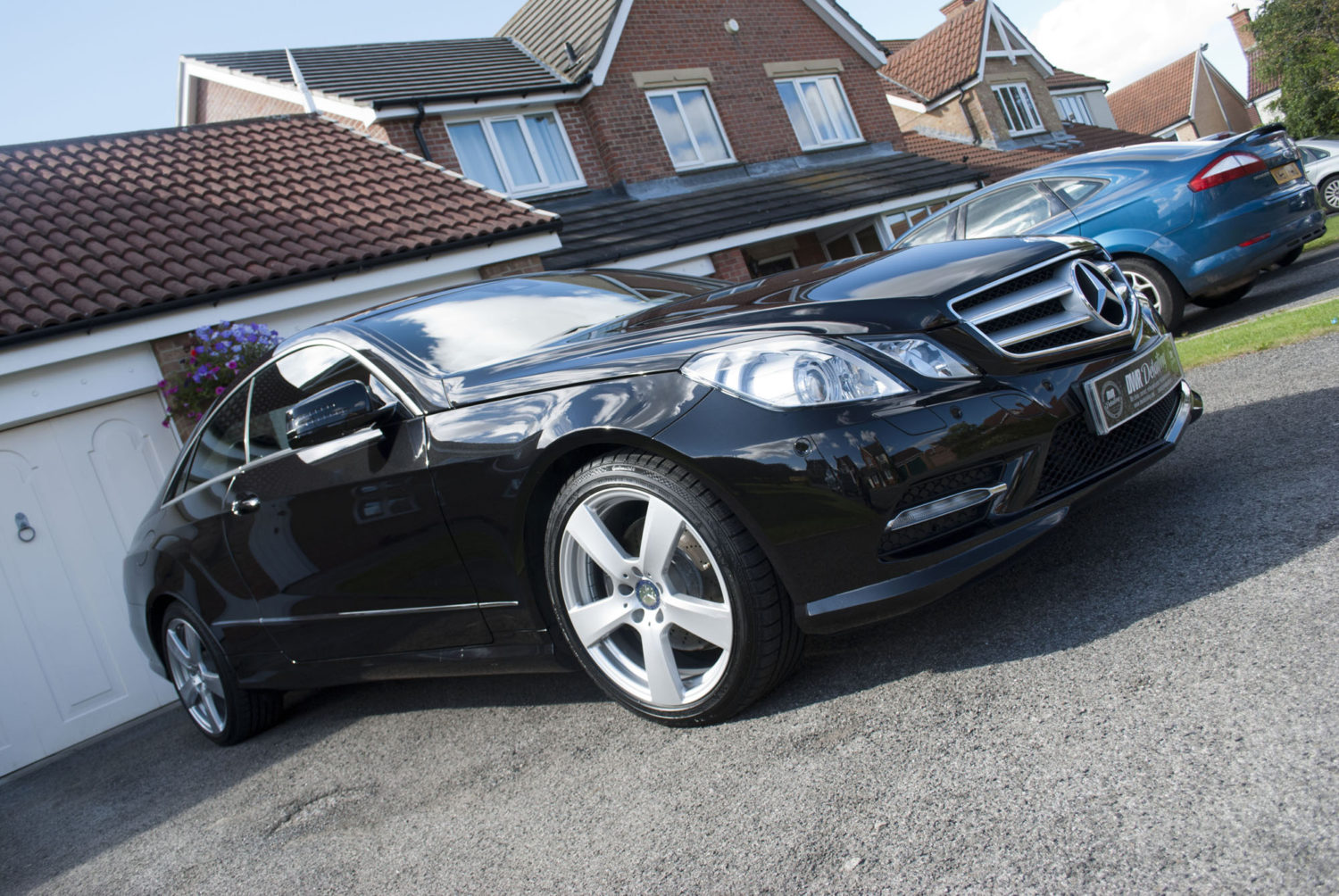 Mercedes E250 Detailed by DWR Detailing