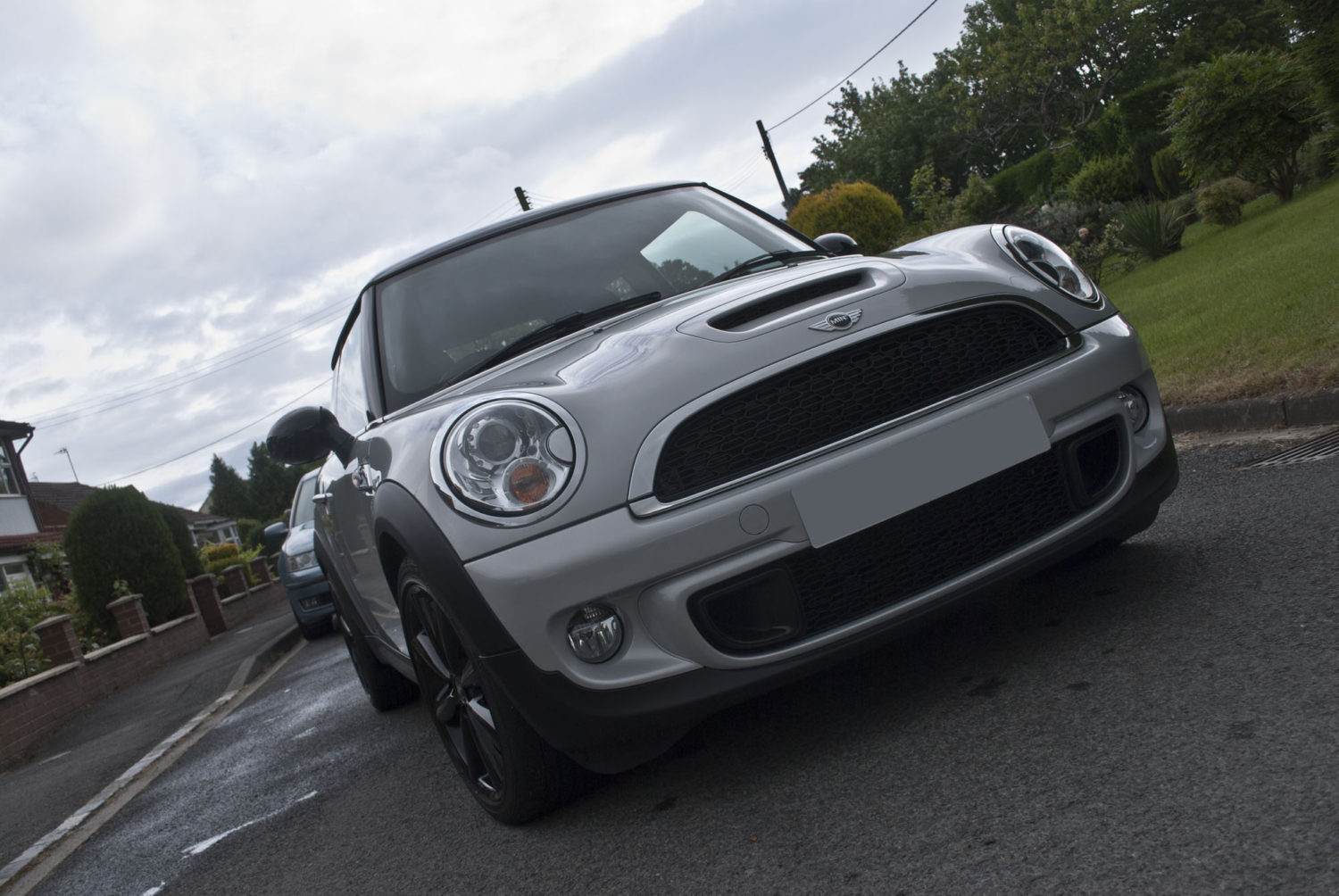 Mini Cooper S Detailed by DWR Detailing