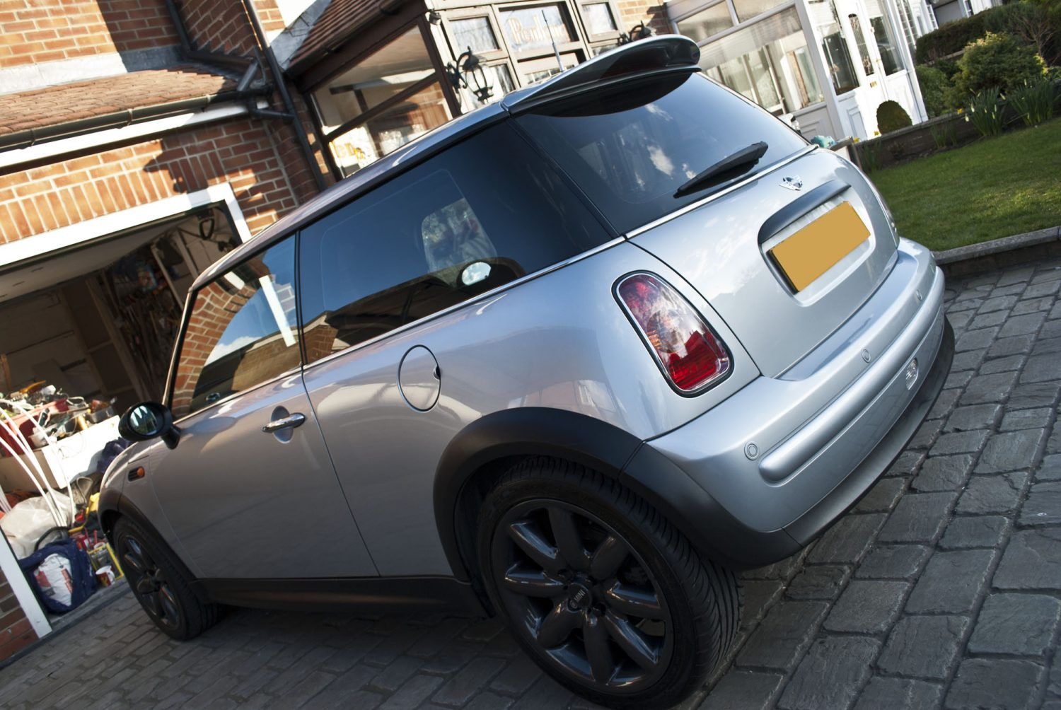 Mini One D Detailed by DWR Detailing