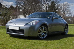 Nissan 350Z Detailed by DWR Detailing