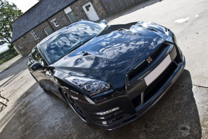 Nissan GTR Detailed by DWR Detailing