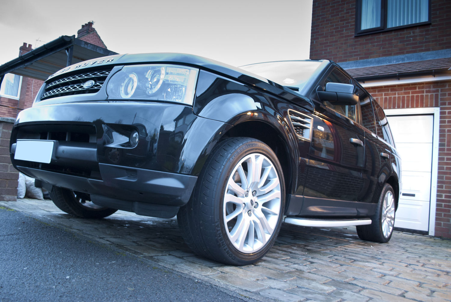 Range Rover Sport Detailed by DWR Detailing
