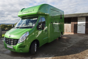 Renault Horse Box Detailed by DWR Detailing