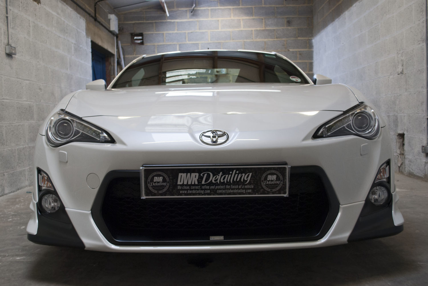 Toyota GT86 Detailed by DWR Detailing