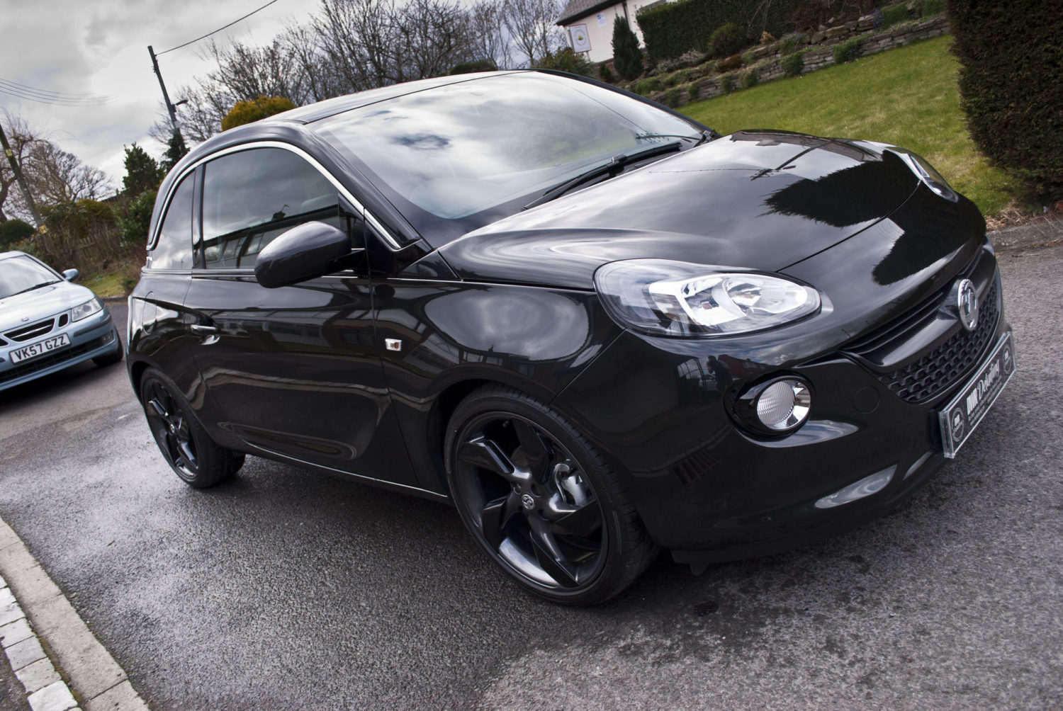 Vauxhall AdamD etailed by DWR Detailing