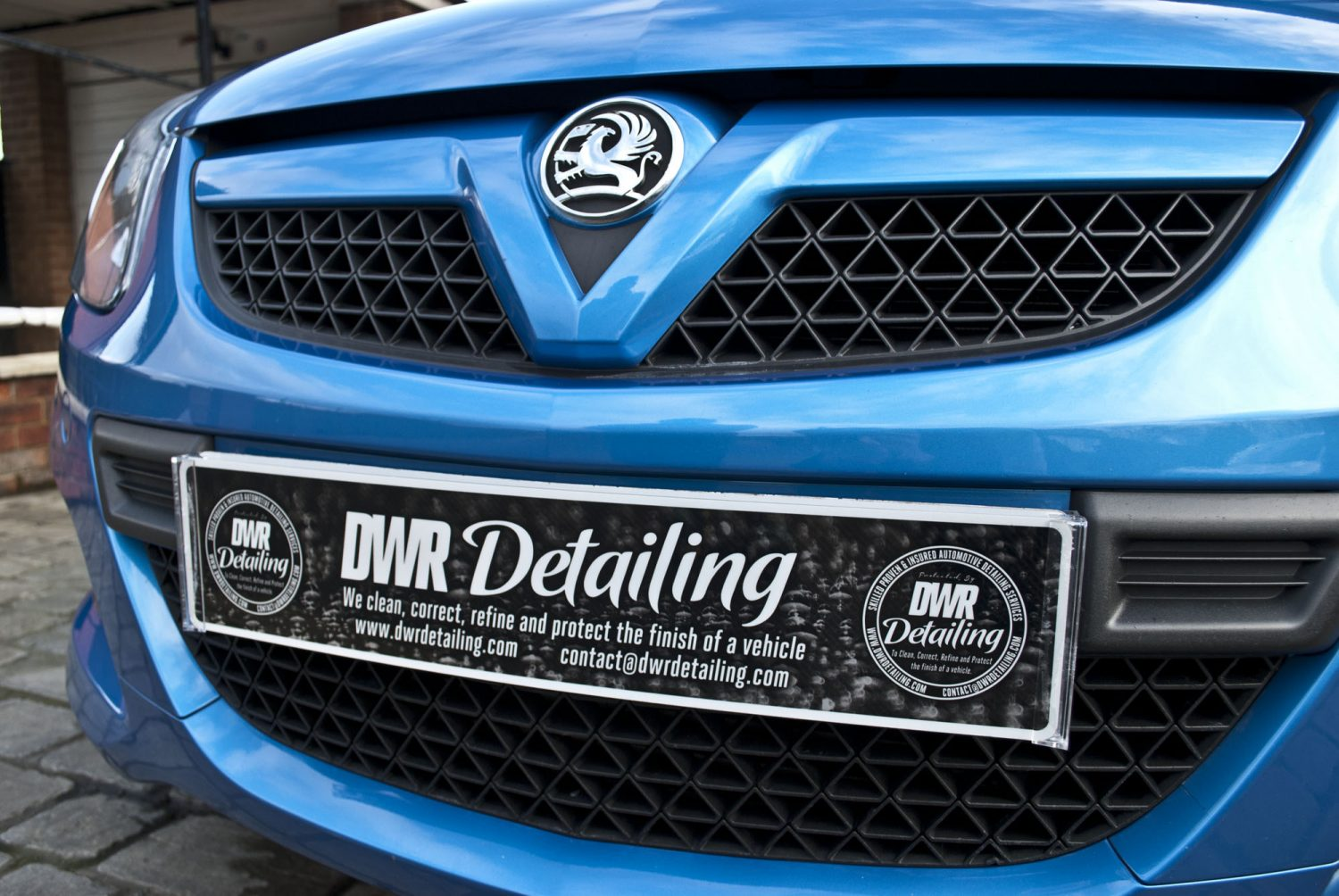 Vauxhall Corsa VXR Detailed by DWR Detailing