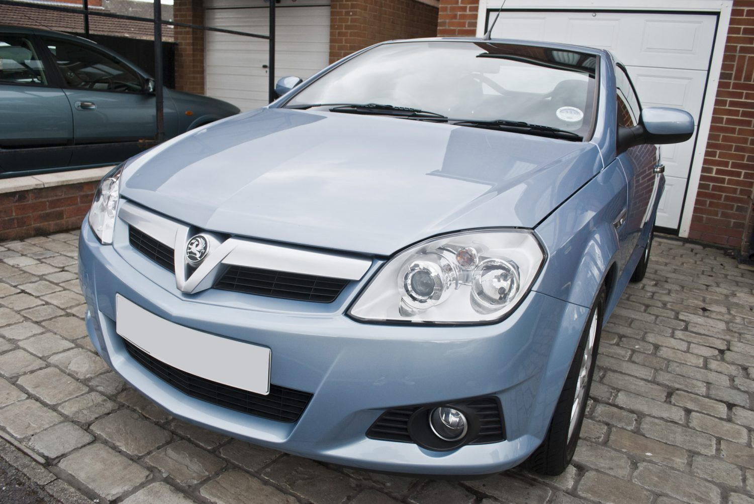 Vauxhall Tigra Detailed by DWR Detailing
