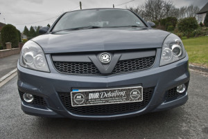 Vauxhall Vectra Detailed by DWR Detailing