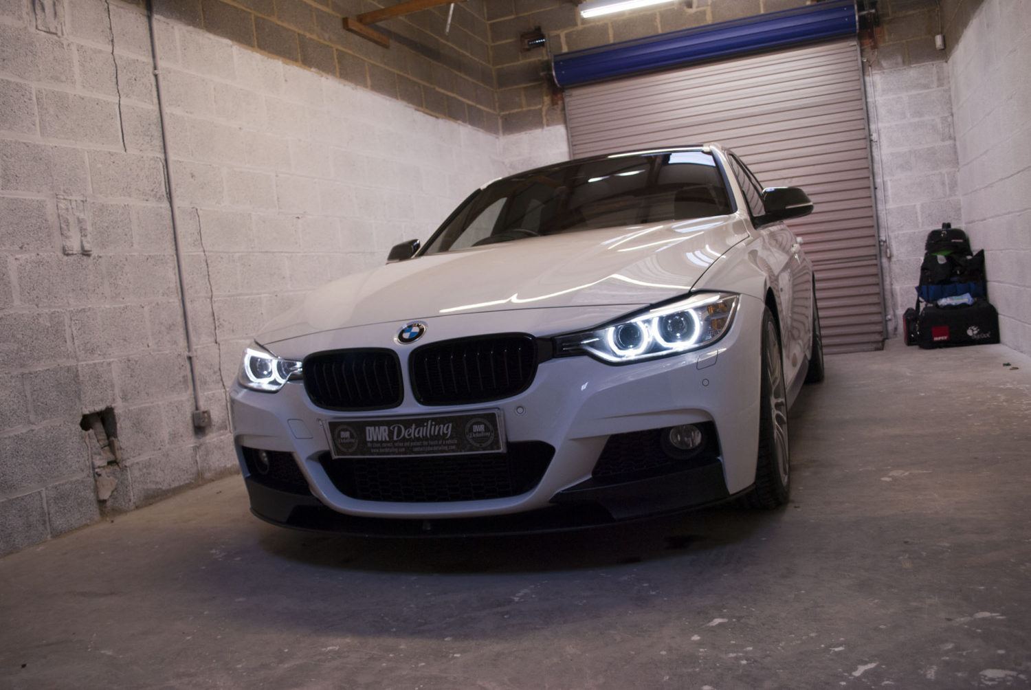 BMW 330D M Sport Detailed by DWR Detailing