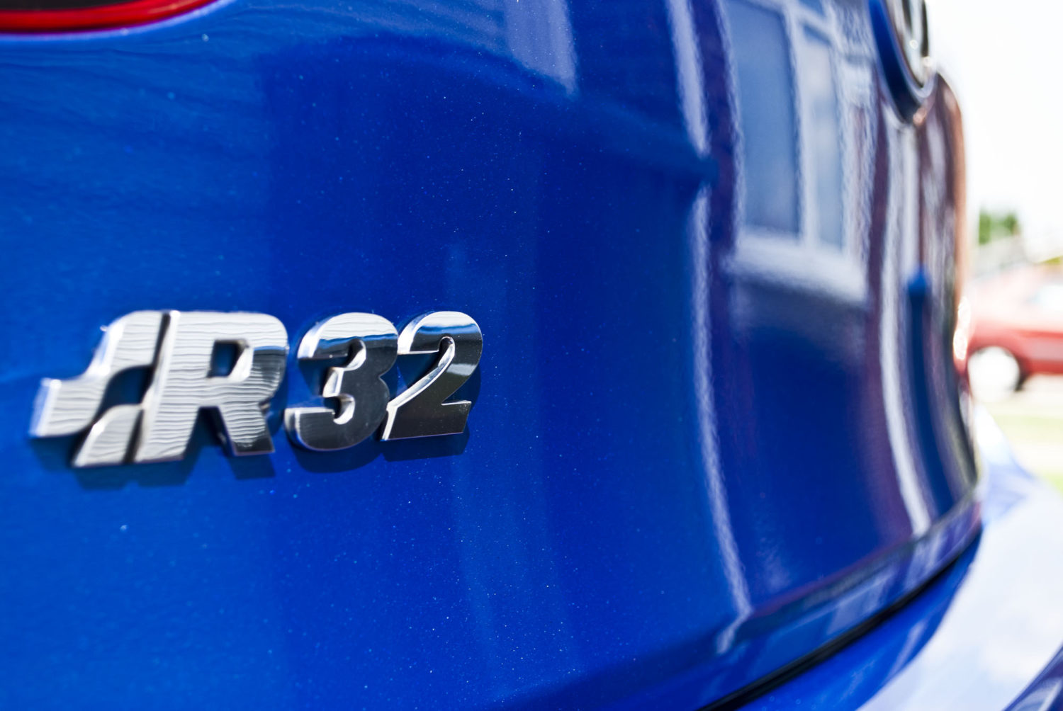 Volkswagen Golf R32 Detailed by DWR Detailing