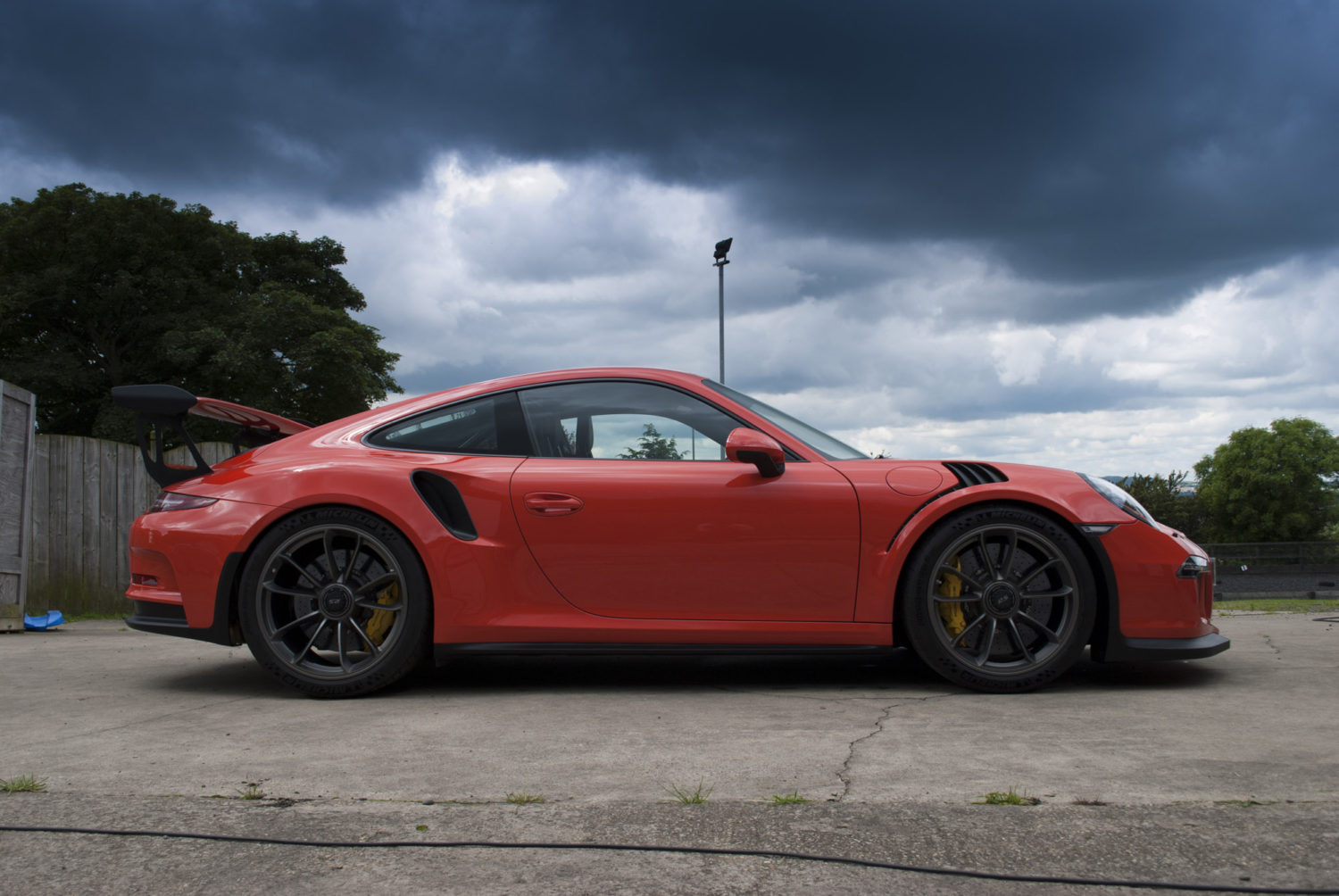 Porsche 911 GT3 RS - Detailed by DWR Detailing